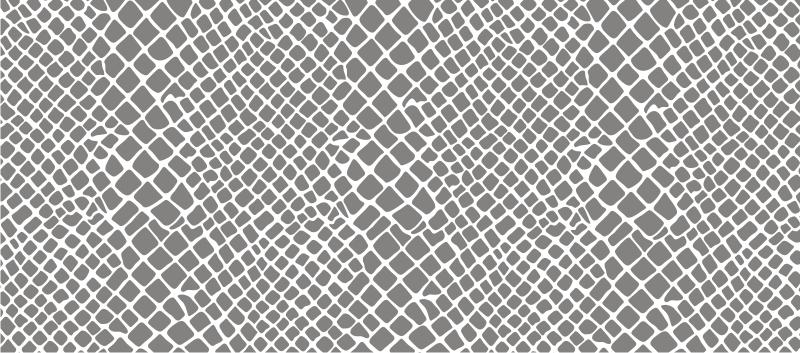 Текстура чешуи. изображение можно повторять по вертикали и горизонтали. требовался монохромный вариант...