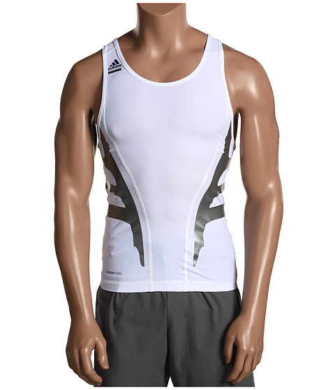Adidas TECHFIT PowerWEB Tank Top.