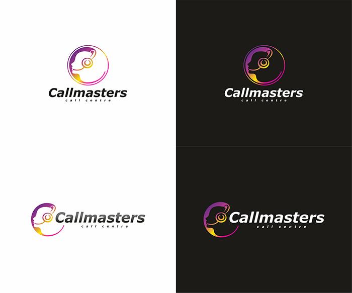 Логотип call-центра Callmasters  фото f_0025b6a97f25c7bc.jpg