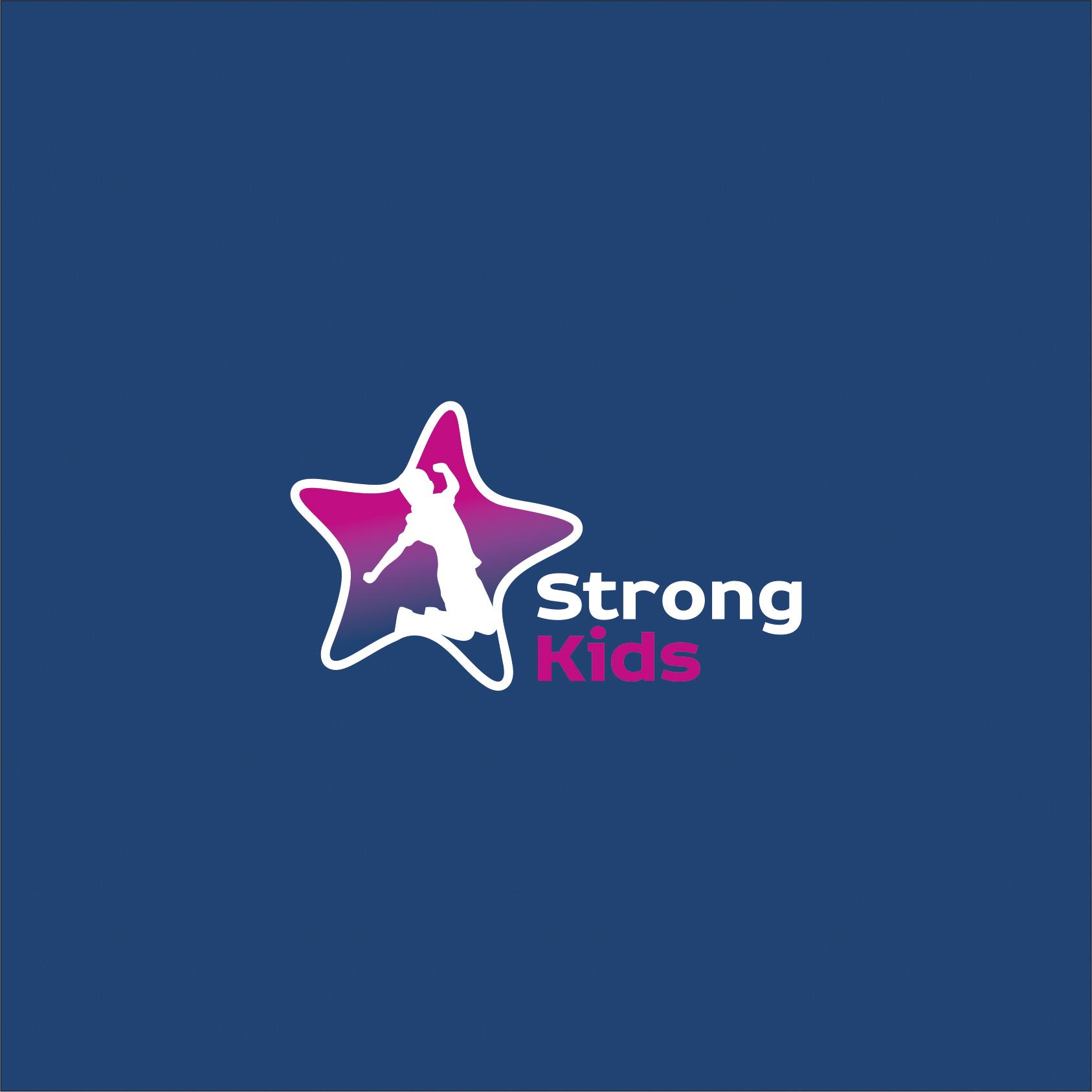 Логотип для Детского Интернет Магазина StrongKids фото f_2045c653f3c899aa.jpg