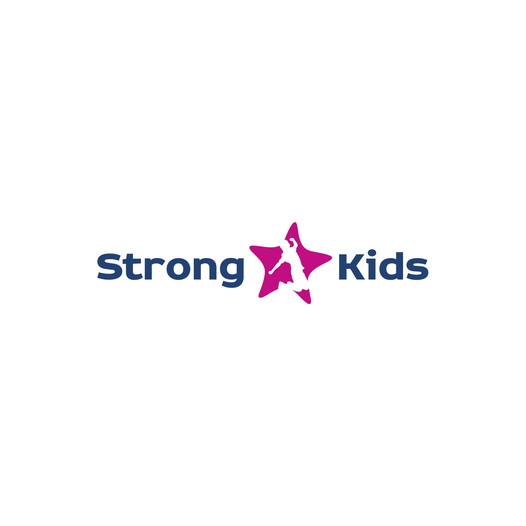Логотип для Детского Интернет Магазина StrongKids фото f_9685c653f3994011.jpg
