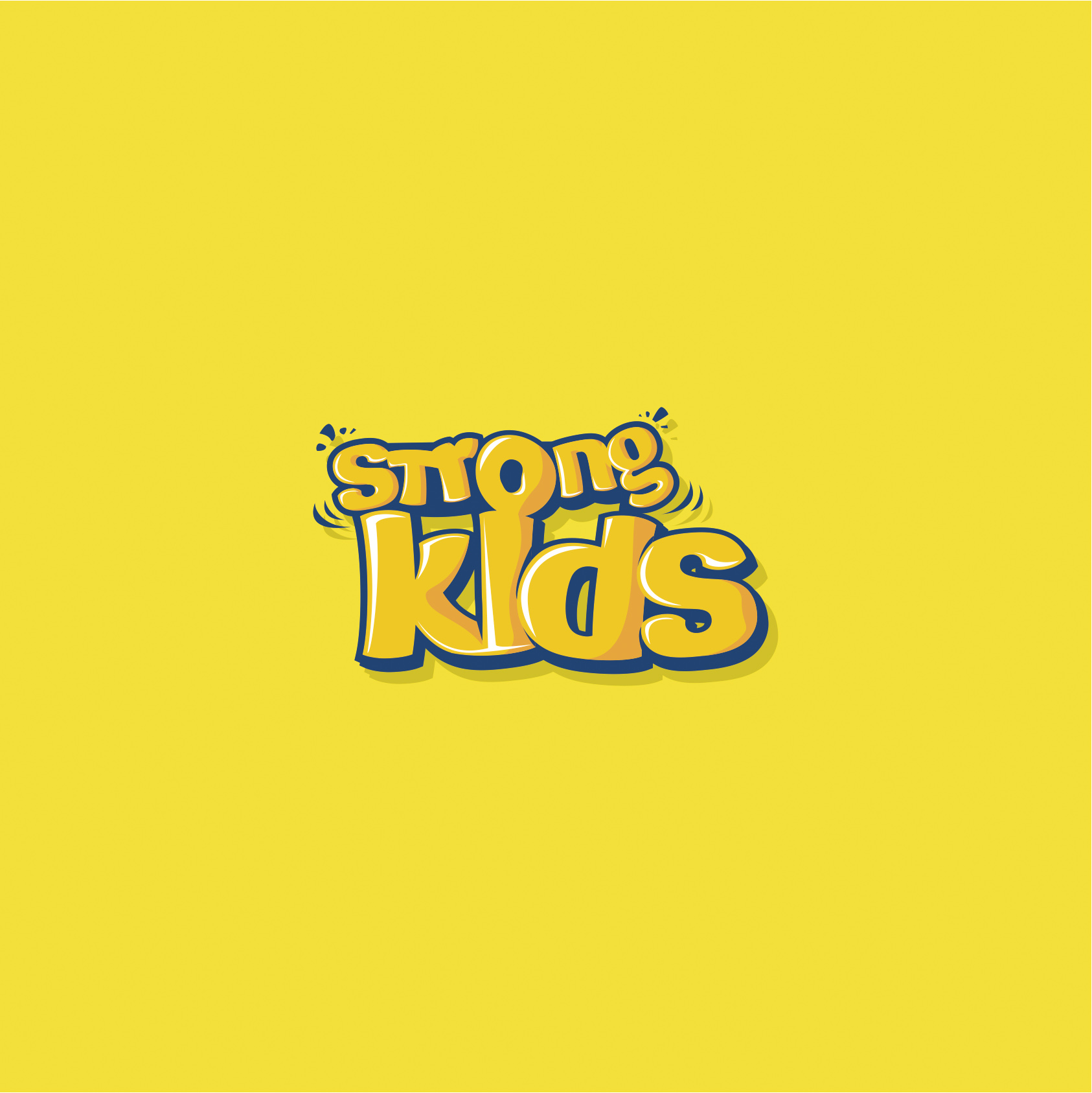 Логотип для Детского Интернет Магазина StrongKids фото f_9835c653f447f718.jpg