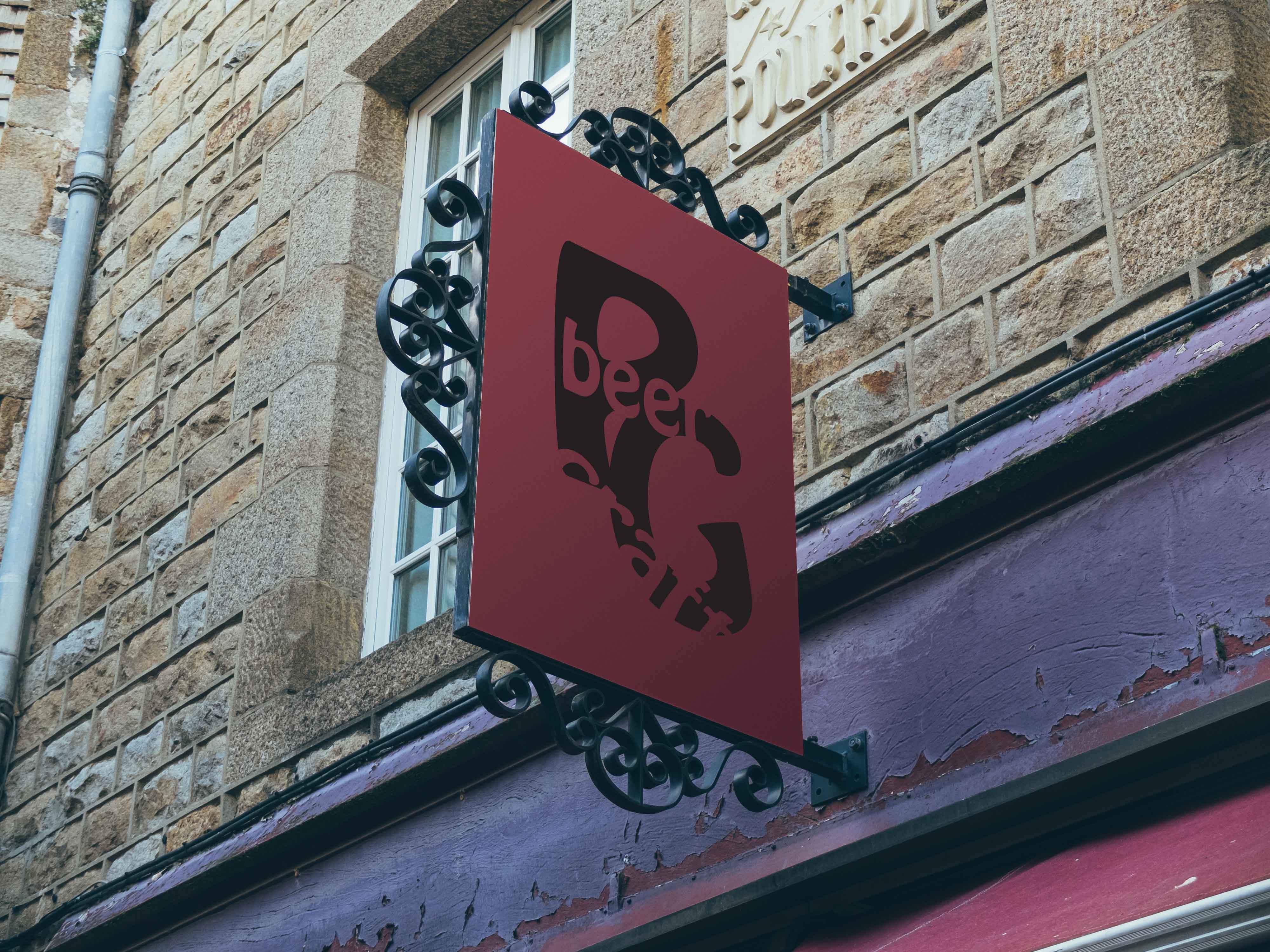 Логотип для Крафтовой Пивоварни фото f_4355cb45e6b8420f.jpg
