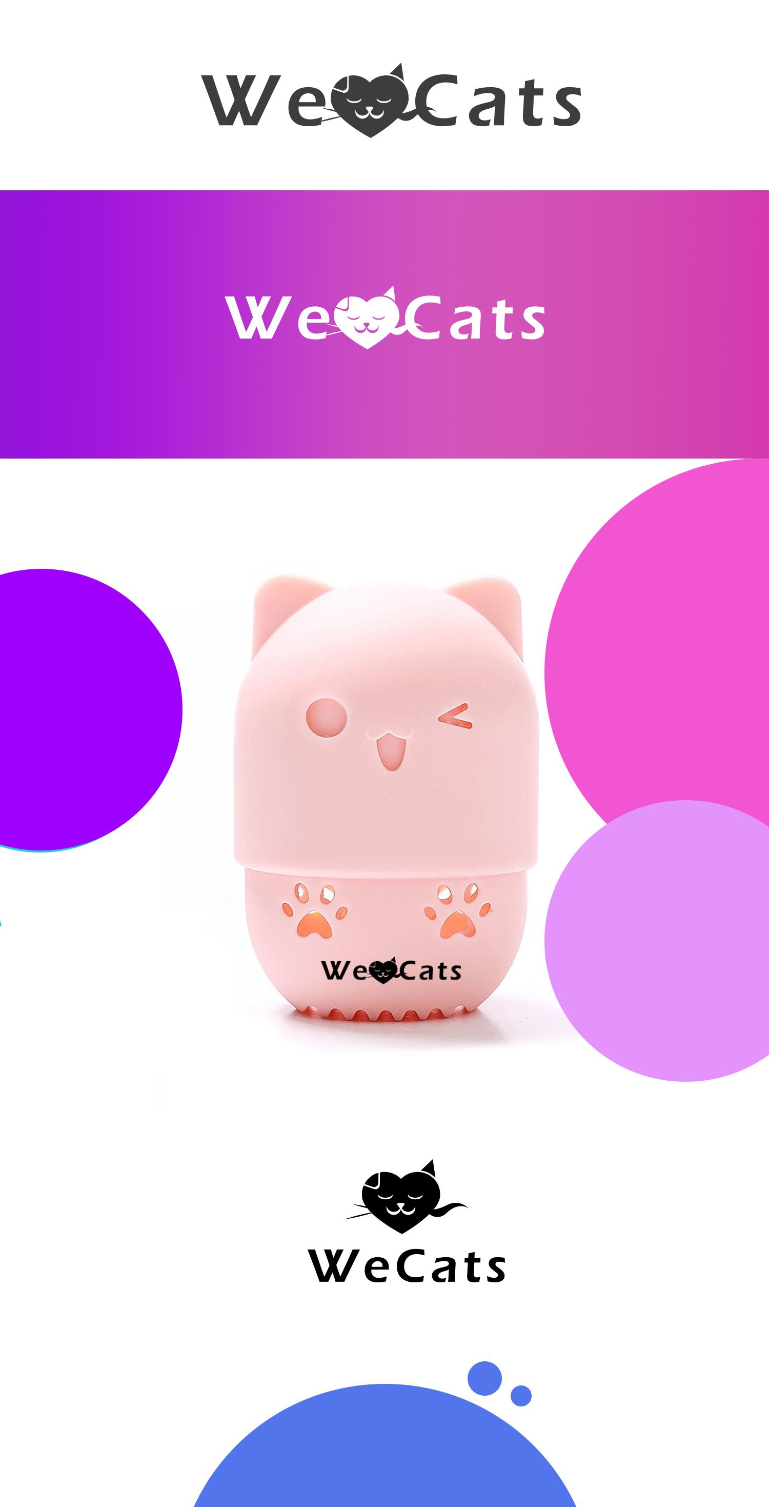 Создание логотипа WeCats фото f_0325f1aa24001fde.png