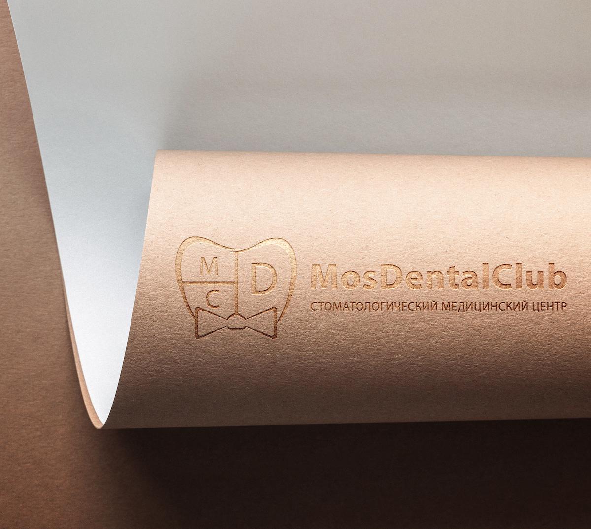 Разработка логотипа стоматологического медицинского центра фото f_7545e4fbb8944169.jpg