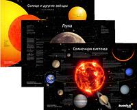 плакаты Levenhuk космос