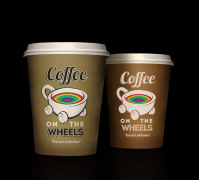 coffee on the wheels