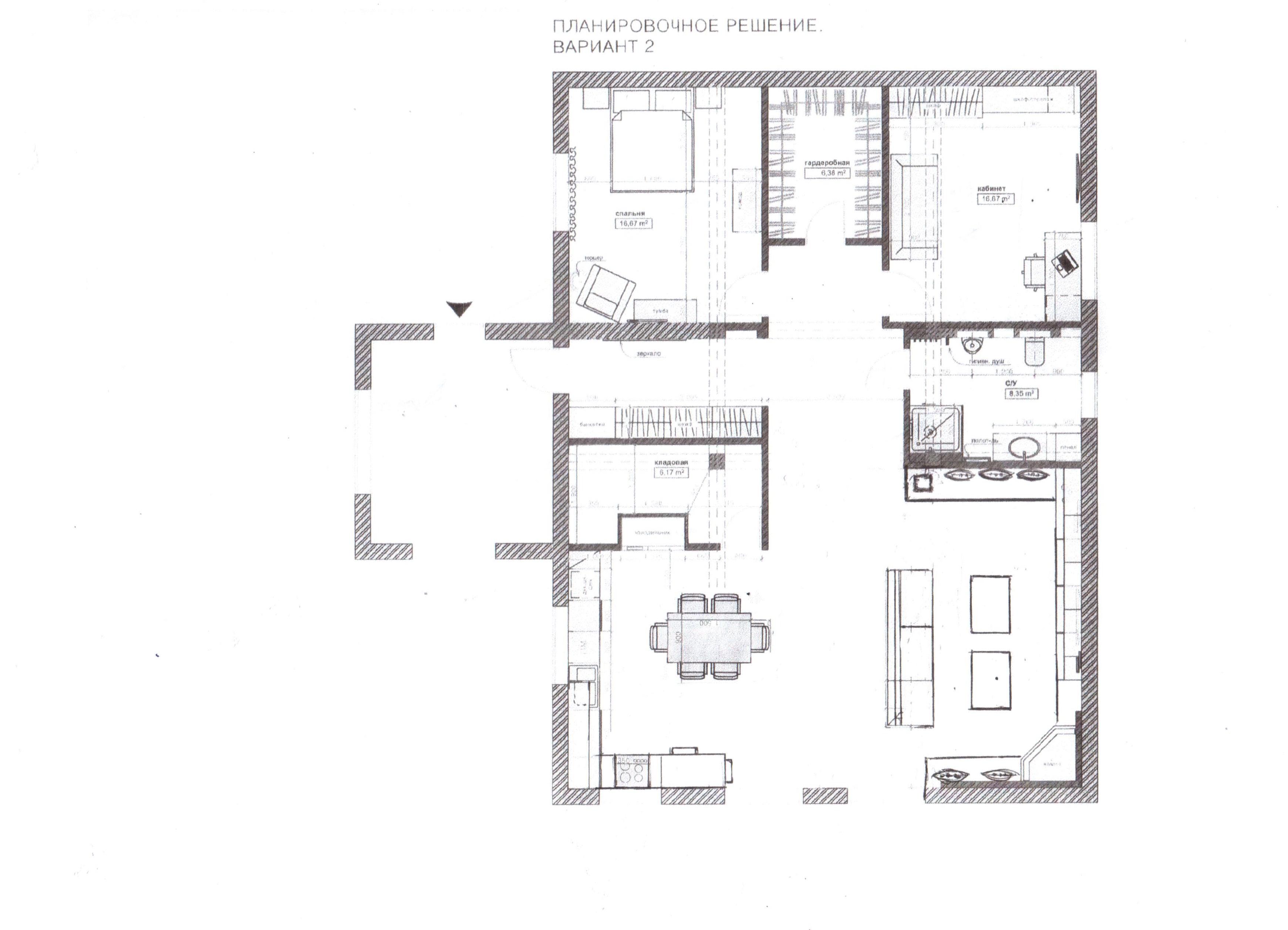 Разработка дизайна интерьера комнаты фото f_1435a336ac0c3b8f.jpg