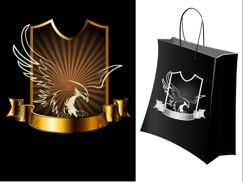 Логотип для интернет-магазина парфюмерии фото f_1995b4a3b8907ad1.png