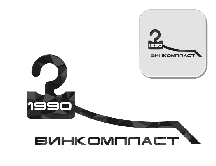 Логотип, фавикон и визитка для компании Винком Пласт  фото f_2785c370cd9a1171.png