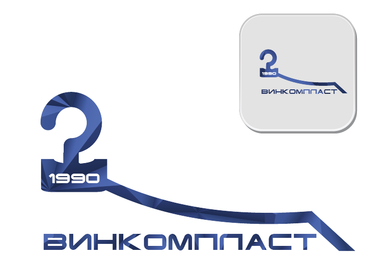 Логотип, фавикон и визитка для компании Винком Пласт  фото f_3165c3714833ff1f.png