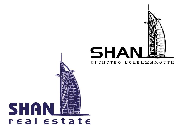 Логотип для агенство недвижемоти ШАН в Эмиратах. фото f_3885b7acb4f44278.png