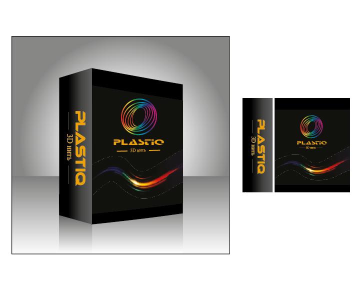 Разработка логотипа, упаковки - 3д нить фото f_5505b7a0ac12f53c.png