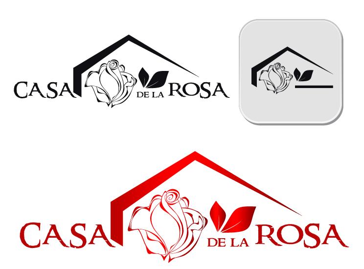 Логотип + Фирменный знак для элитного поселка Casa De La Rosa фото f_6005cd34dc2c8d94.png