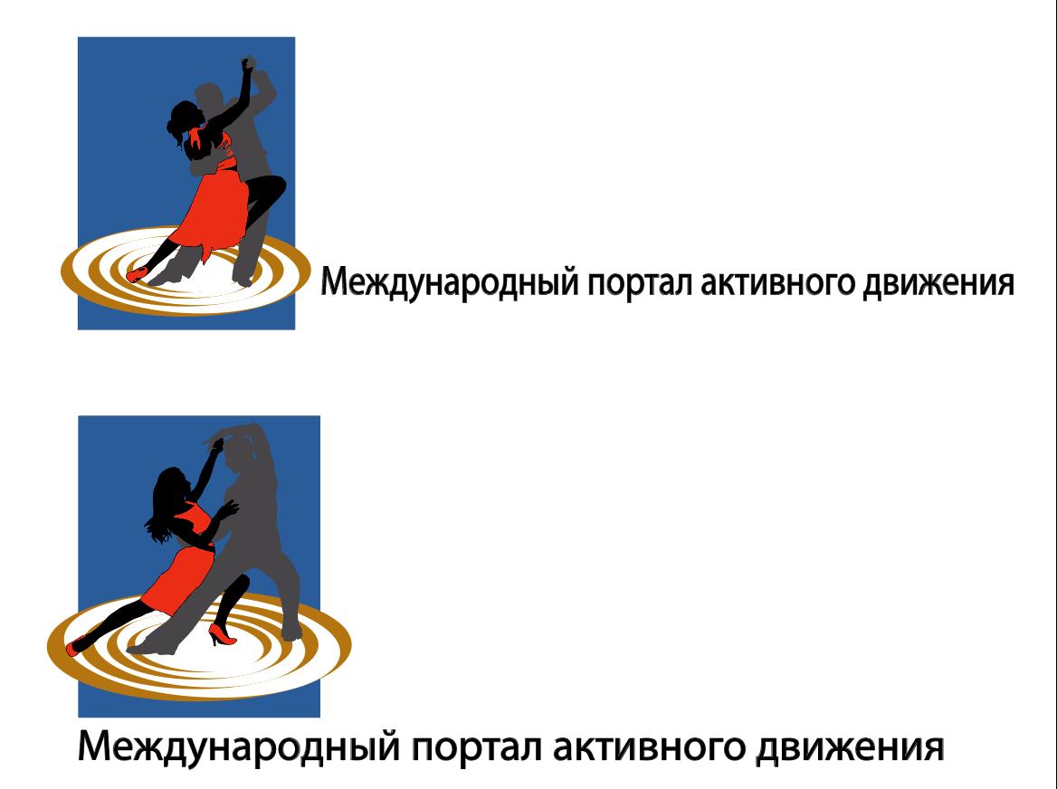 Разработка лого для спортивного портала www.danceconnect.ru фото f_7455b41618dd528f.png