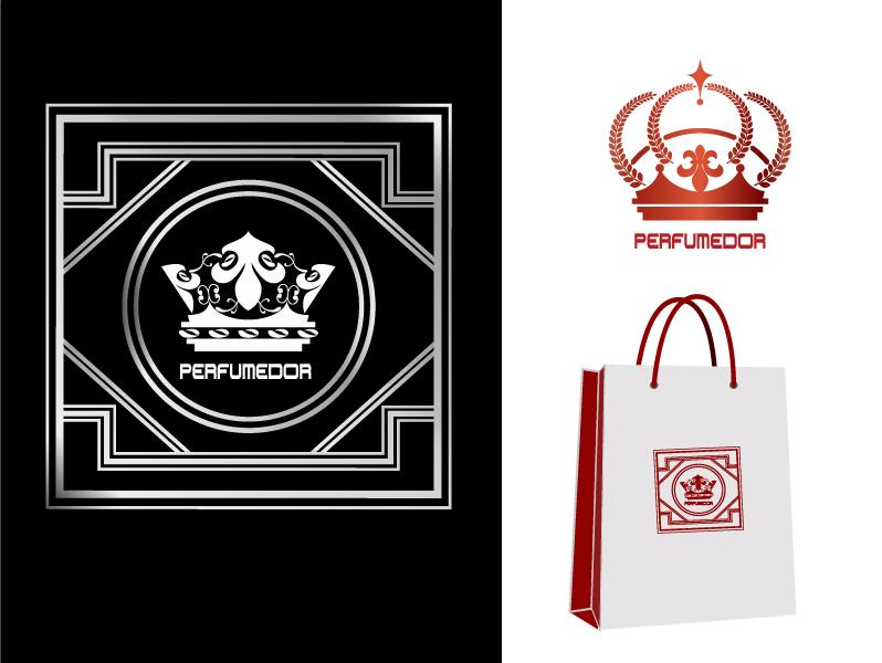Логотип для интернет-магазина парфюмерии фото f_7815b4883e709c2e.png