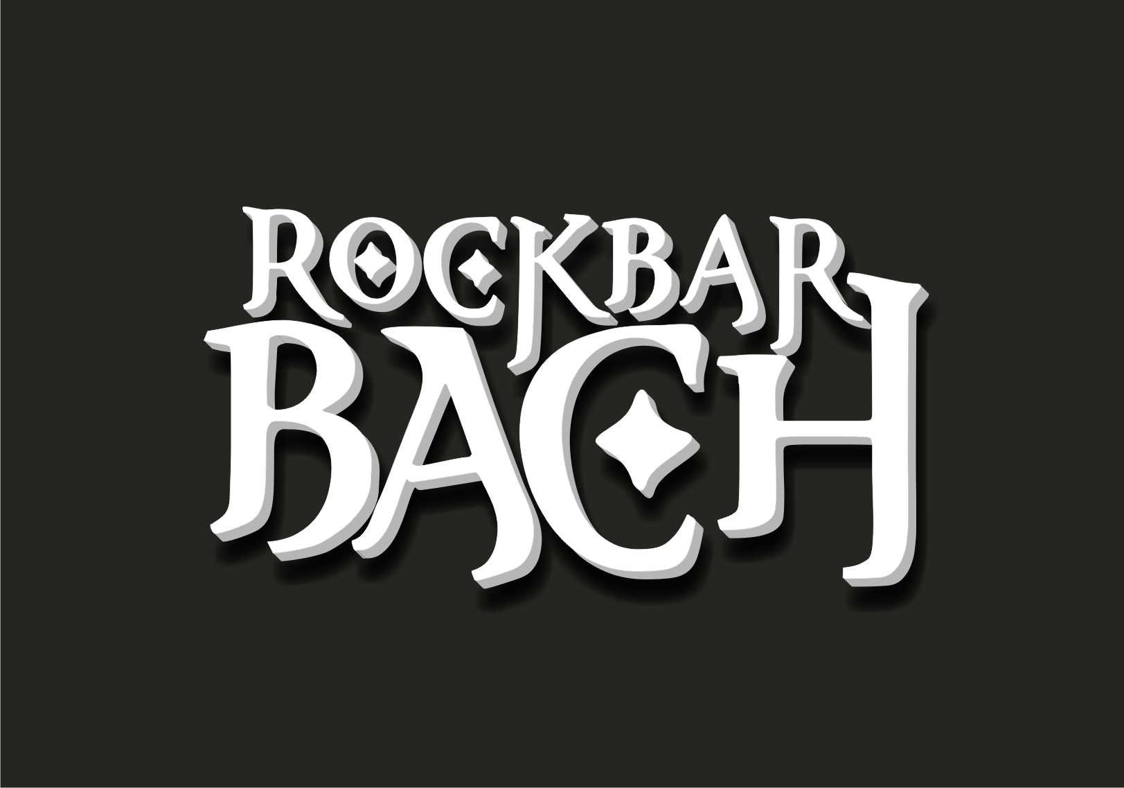 """Разработать логотип и вывеску рок-бару """"Бах"""" фото f_91559b524ad2c616.png"""