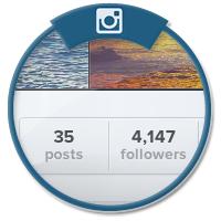 Набор фолловеров в instagram