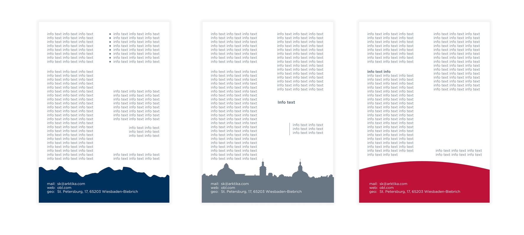 Дизайн и верстка лифлетов 3х дочерних судоходных компаний  фото f_3585b42840d9c858.jpg