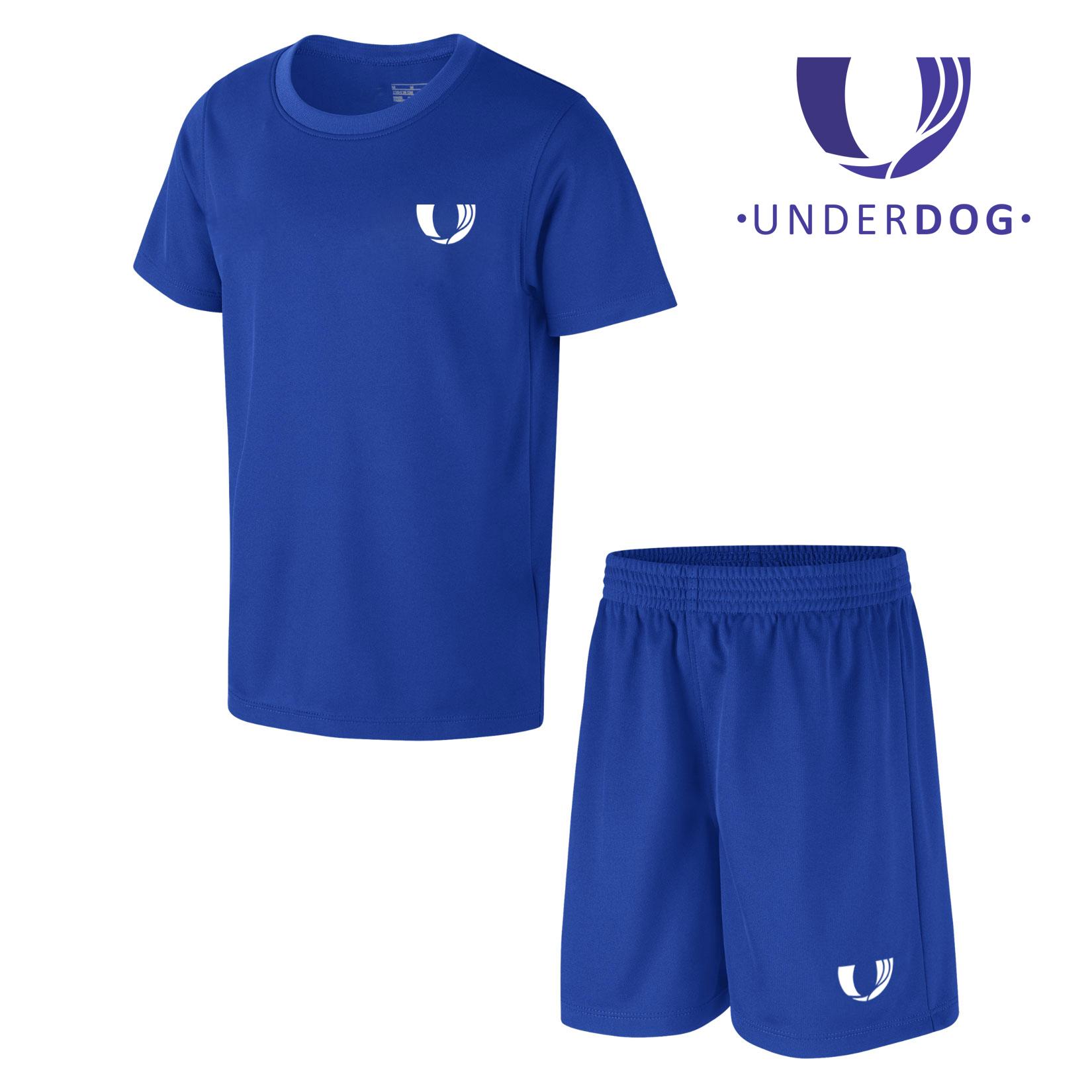 Футбольный клуб UNDERDOG - разработать фирстиль и бренд-бук фото f_4925cb04fb312c7e.jpg