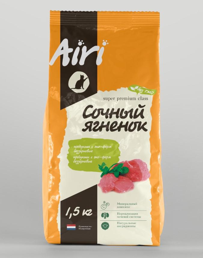 Создание дизайна упаковки для кормов для животных. фото f_1875ae63fdf244fa.jpg