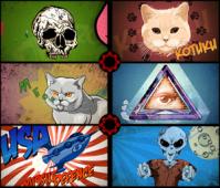 Коты против масонов