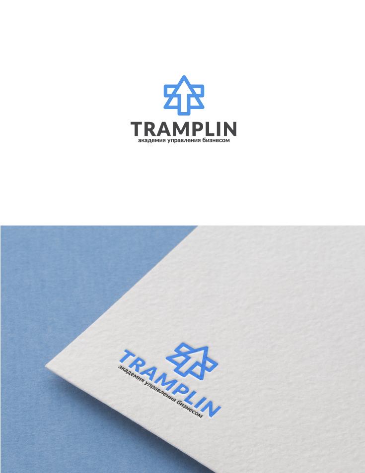 Логотип Tramplin