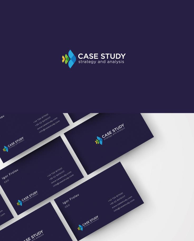 Логотип Case Study
