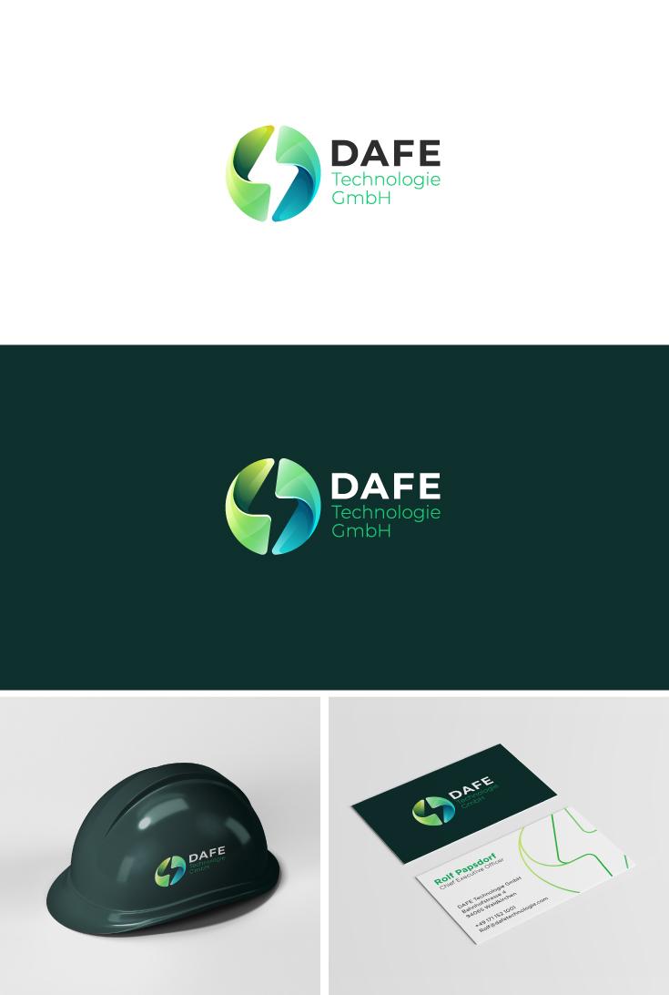 Логотип DAFE