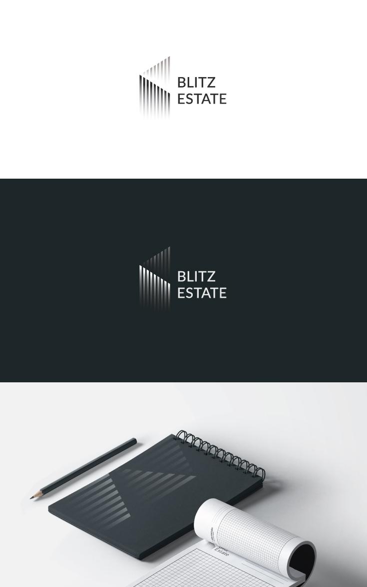 Логотип Blitz Estate