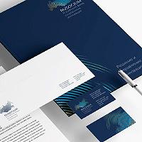 Логотип, фирменный стиль, наружная реклама для RUSOCIUM