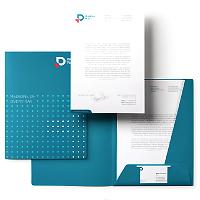 Нейминг, Логотип, фирменный стиль и гайдбук для компании Pharma Plus