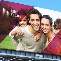 Фирменный стиль для Blitz Estate