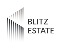 Логотип Blitz Estate