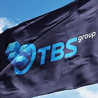 Фирменный стиль, гайдбук для TBS Group