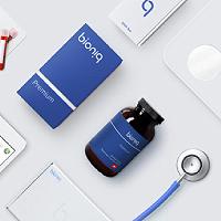 Фирменный стиль, упаковка для компании Bioniq