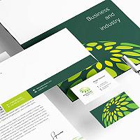 Логотип и фирменный стиль для Агрофорума