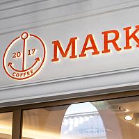 Фирменный стиль MARKA coffee