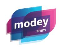 Логотип Modey