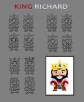 Разработка персонажа для стикеров