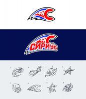 "Логотип хоккейной команды ""Сириус"""