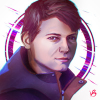 Портрет парня 2