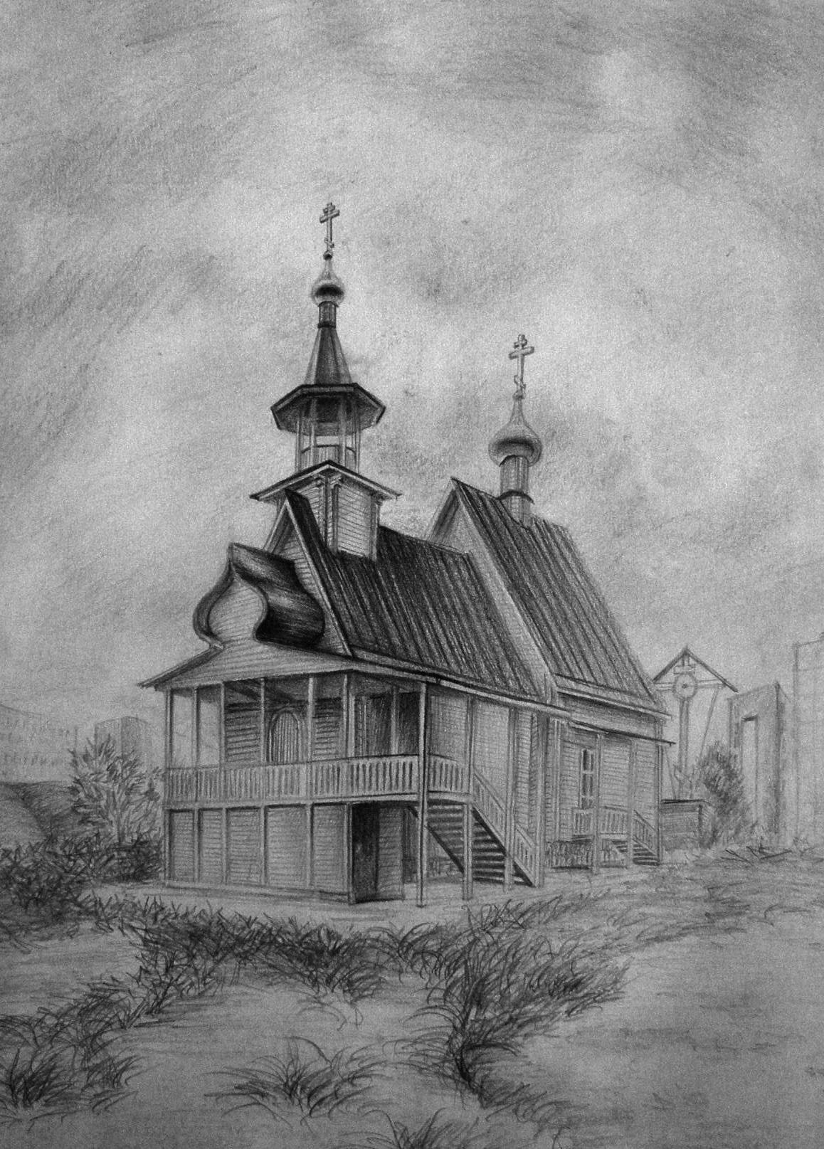 Церковь архитектура фри лансер