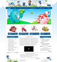 Флиппер, магазин детских игрушек