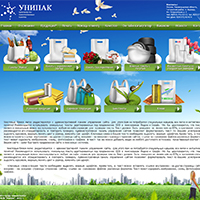 Унипак: производство полиэтиленовых пакетов и упаковки