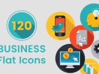 Иконки flat дизайн – 120 иконок специально для вас. ЭКСКЛЮЗИВ!