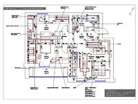 Перепланировка квартиры 60-80мкв, решение сложных планировочных задач,...