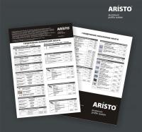 Листовки для Aristo