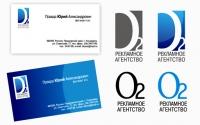 Элементы фирстиля рекламного агентства