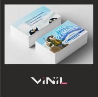 Создание визиток (с концепцией)